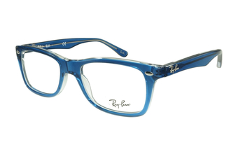 Ray-Ban 5228 5111 Bleu transparent