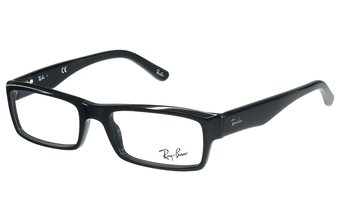 Photo de la monture de lunettes de vue Ray-Ban 5213 2000 noir