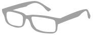 Verres de lunettes pour monture cerclée