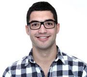 Monturas de gafas para hombre