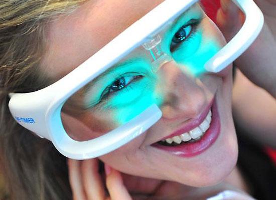 lunettes technologie