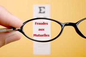 fraudes mutuelles opticien