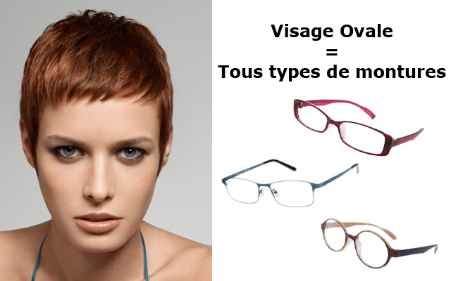 ray ban visage ovale